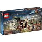 Lego Pirates of the Caribbean Kannibalflykten 4182