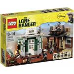Lego The Lone Ranger Striden i Colby City 79109