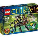 Lego Chima Sparratus' Spider Stalker 70130