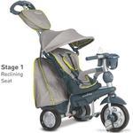 SMARTRIKE Smart Trike ® Trehjuling Explorer, grön