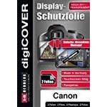 digiCOVER Basic Screen Protector for Canon PowerShot G16