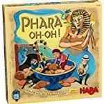 HABA 300629 Pharaoh's Gulo Game