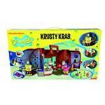 Simba Spongebob Krusty Krab Action Figure Playsets