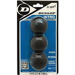 Squashbollar Squashbollar Dunlop Intro 3-Pack