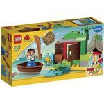 Lego Duplo Jakes Skattjakt 10512