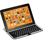 Technisat Bluetooth Keyboard & Case for 10.1 inch Tablets/Suitable for TechniPad 10 (G) & Samsung Galaxy Note 10.1