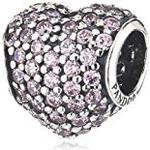 Pandora Cubic Zirconia Silver Charms 791052PCZ