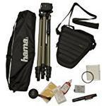 Hama Starter Kit for Canon 600D 18-55mm Camera