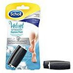 Scholl Velvet Smooth Rolls with Diamonds Crystals - 1 x Extra Softening Exfoliator + 1 Soft Feeling