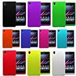 Accessory Master- Pack of 10 Silicone Cover Cases for Sony Xperia z1 l39h C6903 Assorted