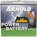 ARNOLD Batteriset 12 V- 16Ah