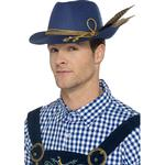 Smiffys Authentic Bavarian Oktoberfest Hat