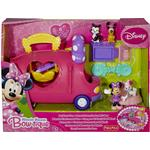 Fisher Price Disney Minnie Mouse Bowtique Precious Pets Tour Van