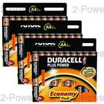 Duracell Plus AA 60 Pack-3 X MN1500B20