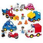 Lego Duplo Multi Vehicles 45006