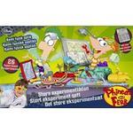 Phineas and Ferb Stora Experimentlådan