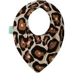Voksi Design by Voks Going Leopard Bib