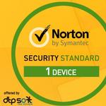 Symantec Norton Security Standard 3.0- 1 User 1 Device 12 months - Electronic S