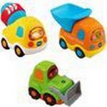 Vtech Toot-Toot Drivers Construction Vehicles