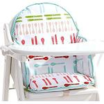 East Coast Nursery Highchair Insert Cushions Dinnertime