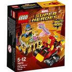 Lego Marvel Super Heroes Mighty Micros Iron Man vs Thanos 76072