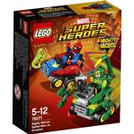 Lego Marvel Super Heroes Mighty Micros Spider Man vs Scorpion 76071