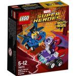 Lego Marvel Super Heroes Mighty Micros Wolverine vs Magneto 76073