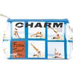 Catseye Yoga Charm