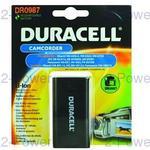 Duracell Videokamera Batteri 7.4v 2000mAh