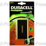 Duracell Videokamera Batteri 6v 4200mAh (AV-8MM)