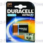 Duracell Ultra M3 Lithium Batteri 1 Pack