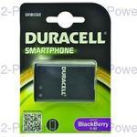 Duracell Smartphone Batteri BlackBerry 3.7V 1000mAh (C-S2)