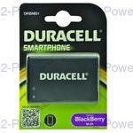 Duracell Smartphone Batteri BlackBerry 3.7V 1300mAh (M-S1)