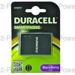 Duracell Smartphone Batteri BlackBerry 3.7V 1200mAh (BAT-26483-003)