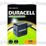 Duracell USB Laddare Mobiltelefon 2.4A