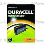 Duracell USB Laddare Mobiltelefon 1A