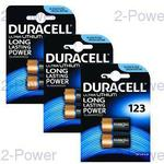Duracell Ultra Lithium 2 Pack x 3