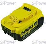 Dewalt Original Verktygsbatteri Dewalt 18V 4000mAh (DCB180)