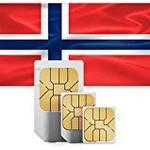 travSIM v/de/norwegen/1000mb Norwegen Daten Sim Karte mit 1GB (30 Tage, Standard/Mini/Micro/Nano)