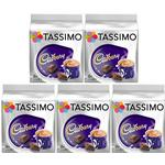 Tassimo T Discs Cadbury Hot Chocolate - Case