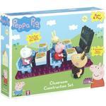 Character Peppa Pig Classroom Construction Set