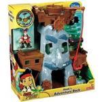 Fisher Price Disney Jake & the Neverland Pirates Hook's Adventure Rock