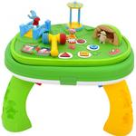Golden Bear In the Night Garden Explore & Learn Musical Activity Table