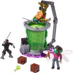 Mega Bloks Teenage Mutant Ninja Turtles Baxter's Mutation Chamber