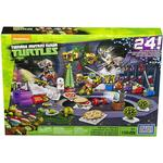 Mega Bloks Teenage Mutant Ninja Turtles Adventskalender