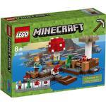 Lego Minecraft Svampön 21129