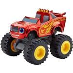 Blaze Monster Truck Metallic Blaze - Fisher Price Die Cast DLH21