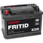 Exide Batteri Tudor Fritid TU 72L, 12 V