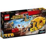 Lego Marvel Super Heroes Ayeshas Hämnd 76080