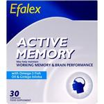 Efalex Active Memory 30 Capsules